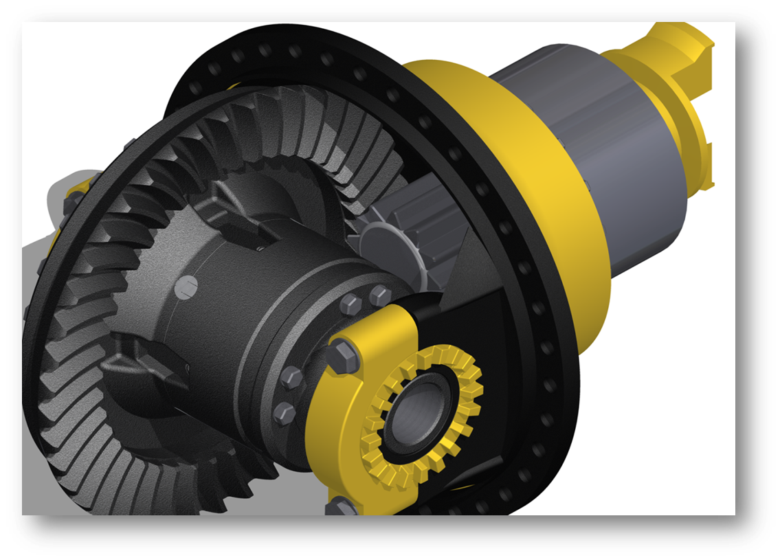 Earth-mover differential